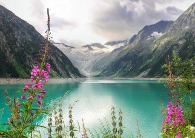 Gletcher meer